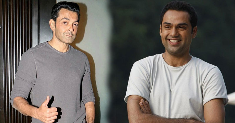 Bobby Deol Suggests A Film Collaboration With Cousin Abhay Deol