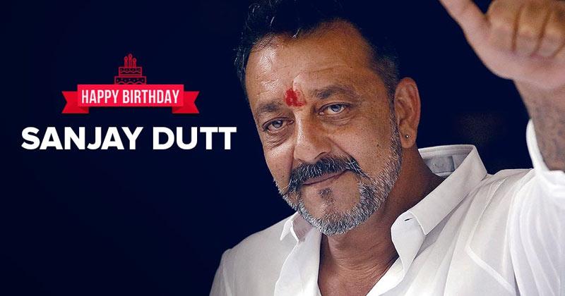 Sanjay Dutt Turns 62