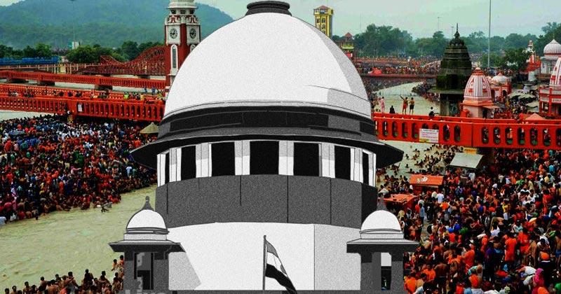 supreme court on uttar pradesh kanwar yatra
