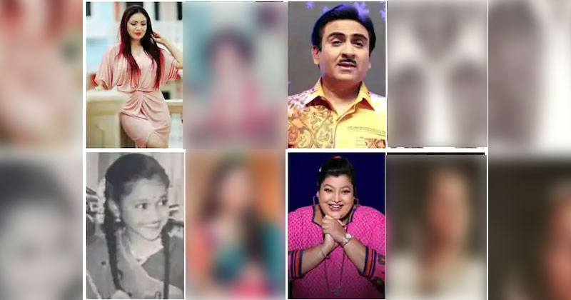 Tarak Mehta Ka Oolta Chashma Cast Childhood Pics