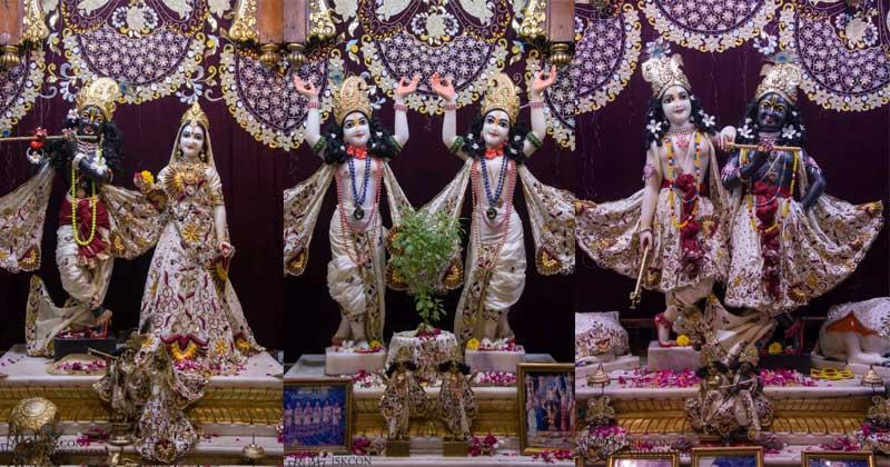 Famous Shri Krishna Temple For Darshan On Janmashtami