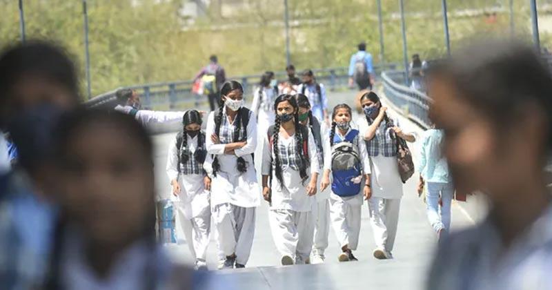 Corona Virus In Schools Punjab Haryana Bangalore Third Wave Students