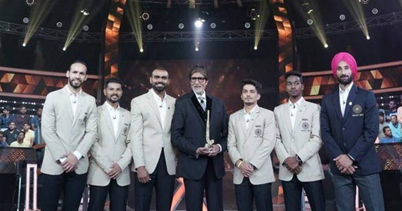 Amitabh Bachchan Reaction On Indian Women Hockey Team
