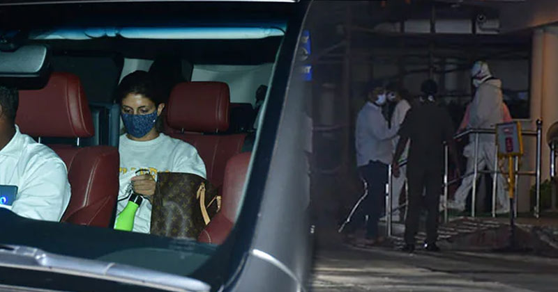 Abhishek Bachchan Hospitalised Due To Injury