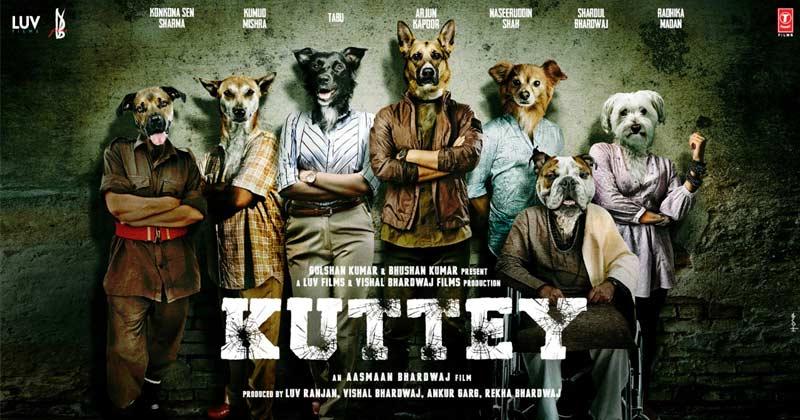 Kuttey First Look Release