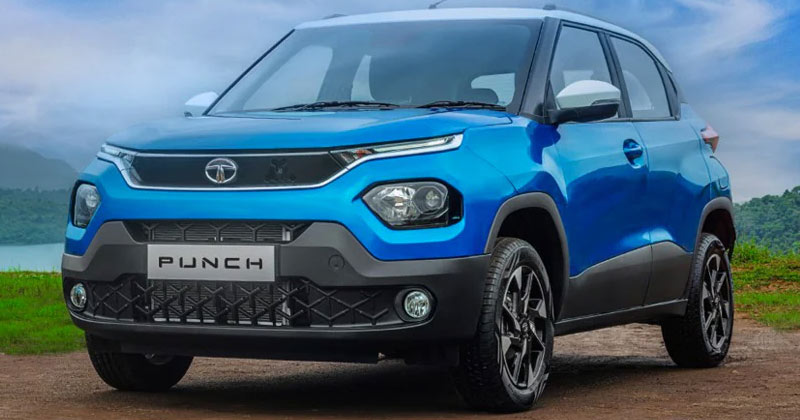 New Tata Punch Micro SUV Launched Date Price