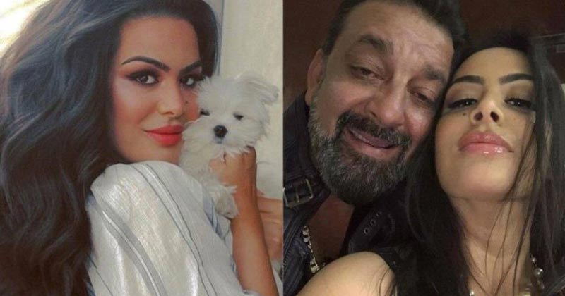 Sanjay Dutt's Daughter Trishala Shares Her Bold Pictures