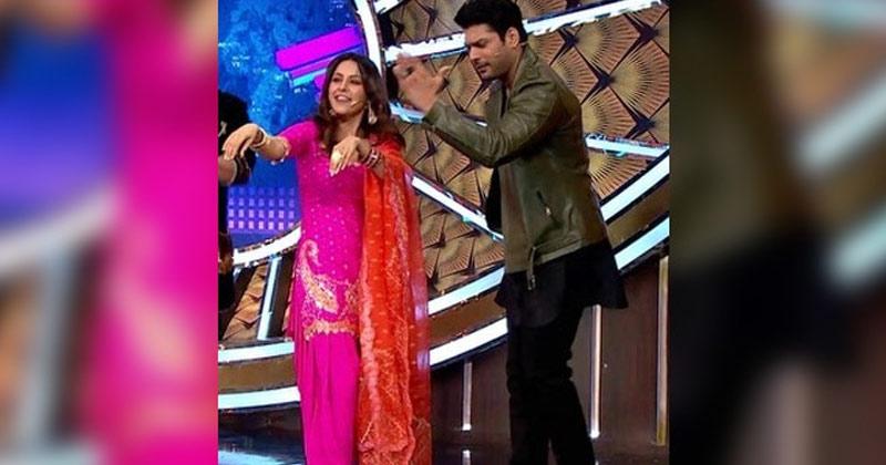 Siddharth Shukla and Shahnaz Gill reached Bigg Boss OTT