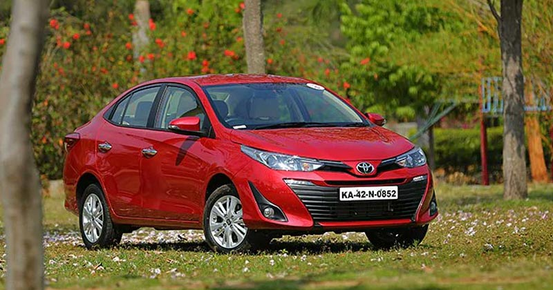Toyota Yaris Discontinued In India