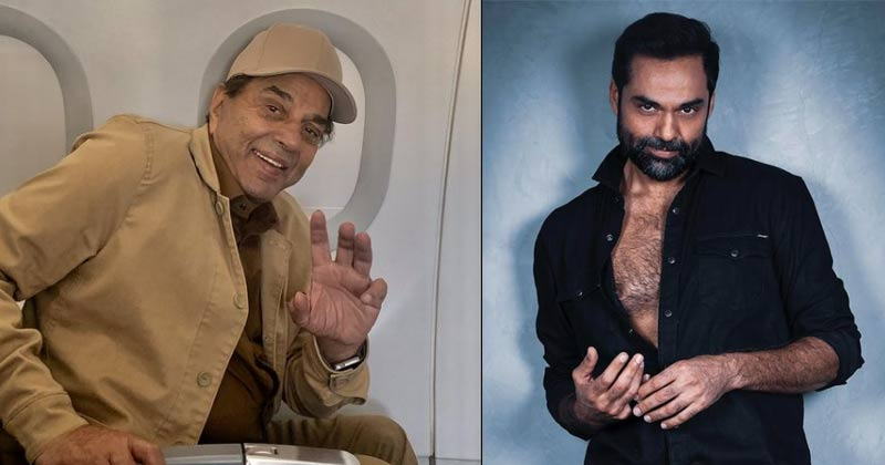 Abhay Deol fears working with Dharmendra