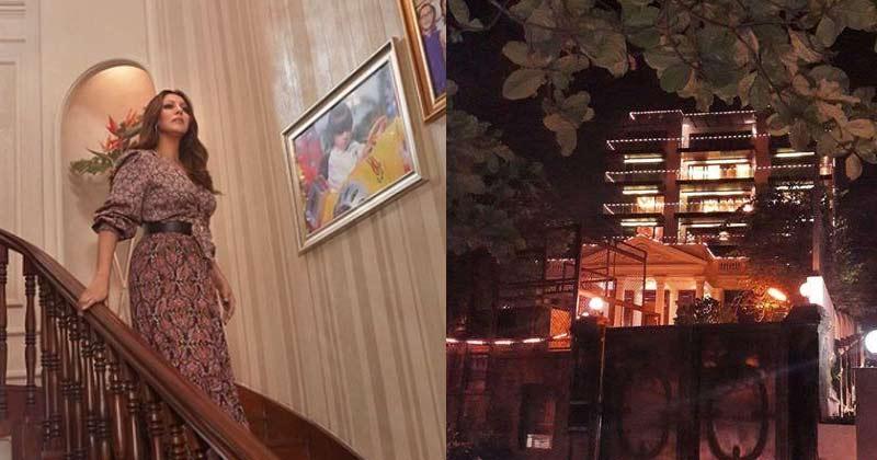 Shahrukh Khan's House Mannat Inside Photos