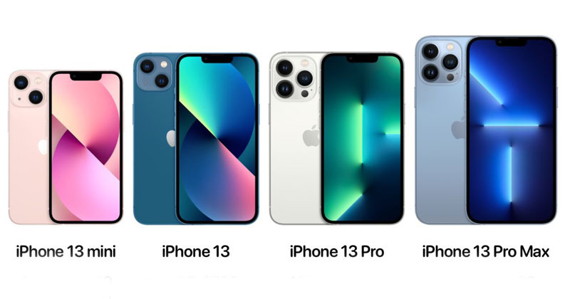 iPhone 13 Launch Price Pro Max Mini Specifications Camera IOS