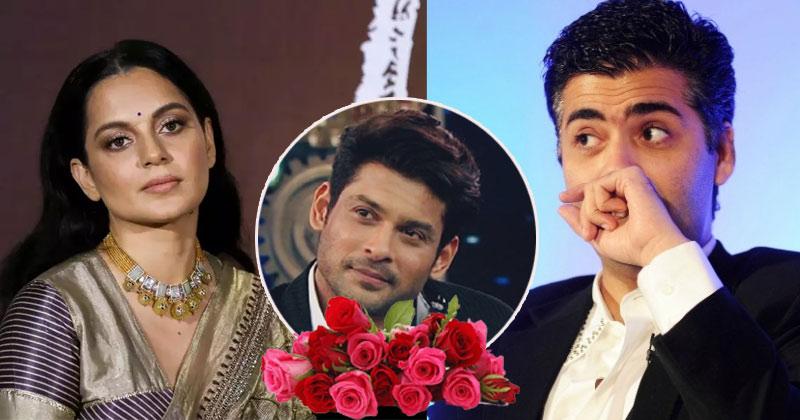 Bollywood celebs condole actor Sidharth Shukla's demise