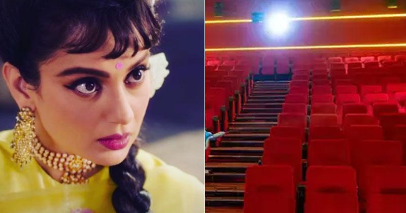 Kangana Ranaut thalaivi will not able to release in maharashtra theatres