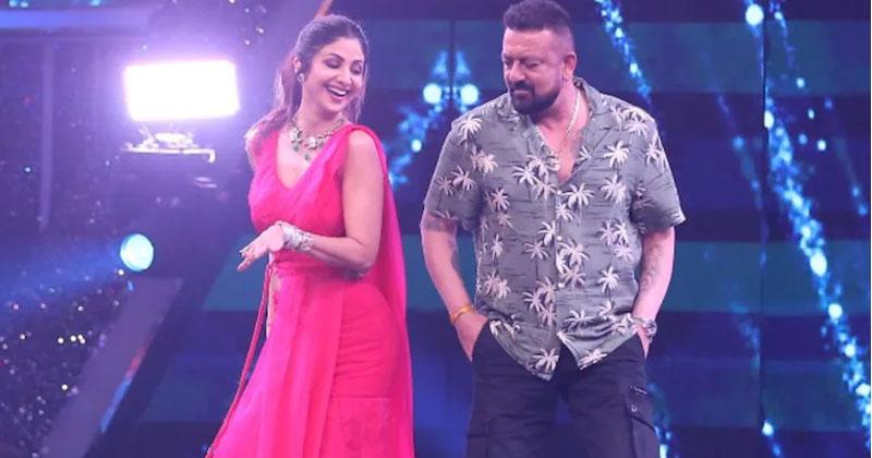 Sanjay Dutt in Super Dancer Chapter 4