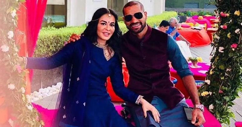 Shikhar Dhawan Gets Divorced