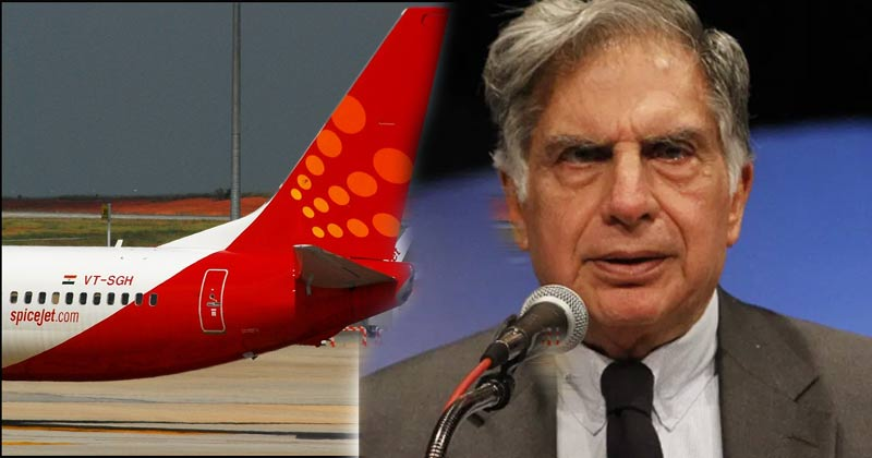 Tata and Spicejet Bid for Air India