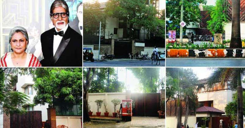 Amitabh Bachchan Leases his Property Adjacent to Jalsa residence to SBI