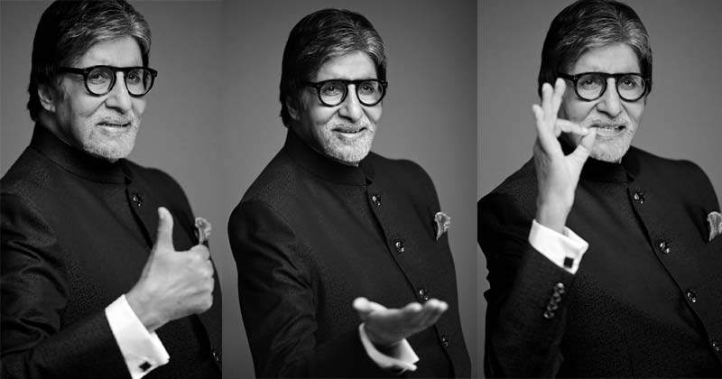 Amitabh Bachchan Terminates Contract With Pan Masala Brand