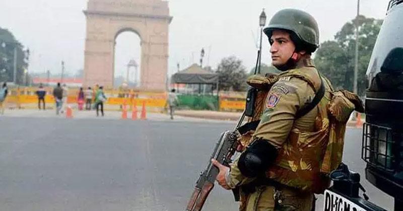 Pakistani Terrorist Arrested From Delhi's Laxmi Nagar