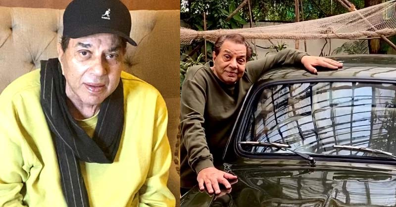 Dharmendra Deol's First Car In Hindi