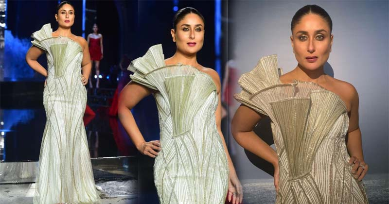 Kareena Kapoor's Stunning Return to LFW Ramp
