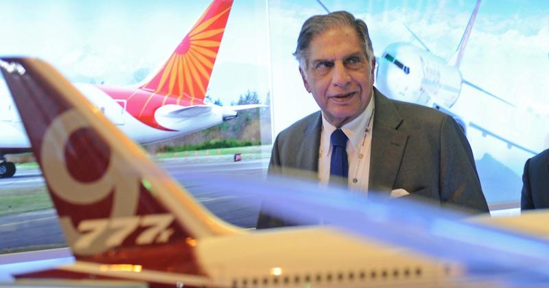 Tata Sons selected as winning bidder for Air India