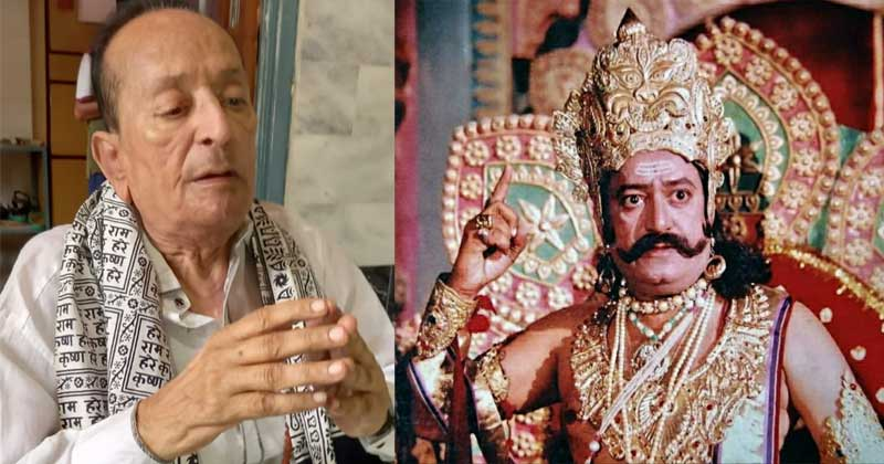 Arvind Trivedi Ramayan Ravan Dead At 82